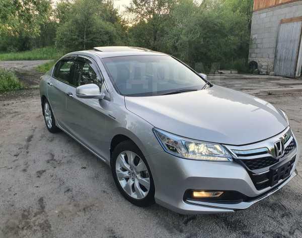Honda Accord, 2013 год, 1 350 000 руб.