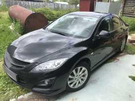 Нижневартовск Mazda6 2011