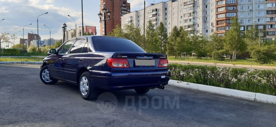 Toyota Carina, 2000 год, 350 000 руб.