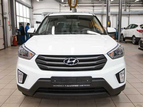 Hyundai Creta, 2020 год, 1 055 000 руб.