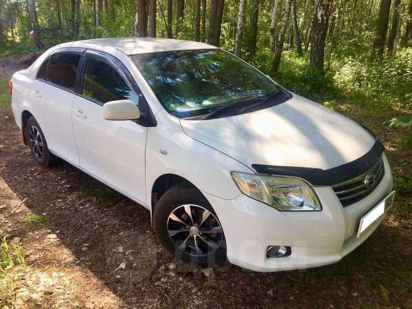 Toyota Corolla Axio, 2010 год, 517 000 руб.