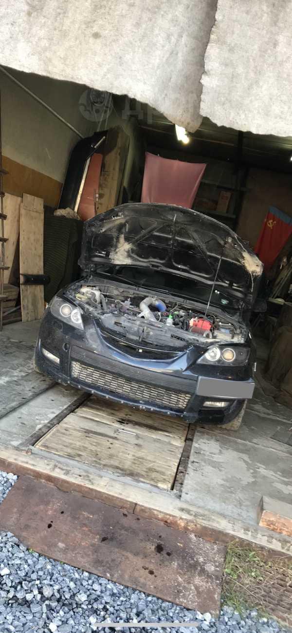 Mazda Mazda3 MPS, 2007 год, 230 000 руб.
