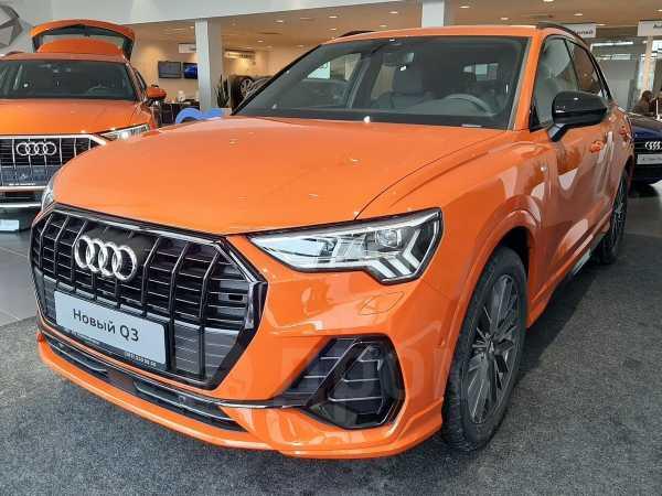 Audi Q3, 2019 год, 3 792 666 руб.