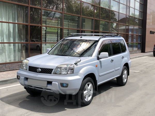 Nissan X-Trail, 2003 год, 515 000 руб.