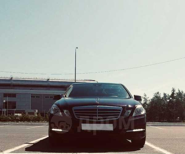 Mercedes-Benz E-Class, 2010 год, 750 000 руб.