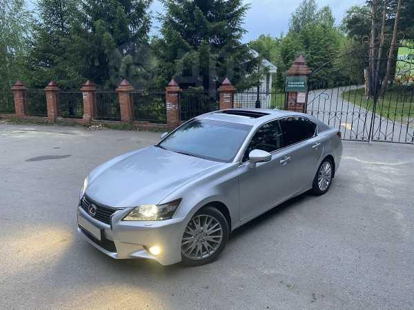 Lexus GS350, 2012 год, 1 735 000 руб.