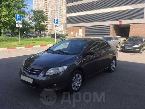 Toyota Corolla, 2008 год, 399 000 руб.