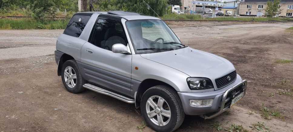 Toyota RAV4, 1999 год, 310 000 руб.