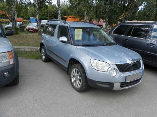 Skoda Yeti, 2010 год, 390 000 руб.