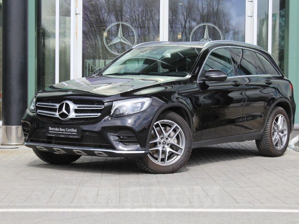 Mercedes-Benz GLC, 2017 год, 2 625 000 руб.