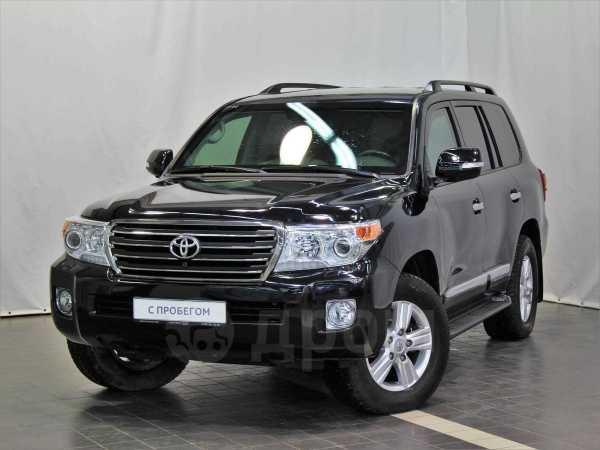 Toyota Land Cruiser, 2015 год, 5 850 000 руб.