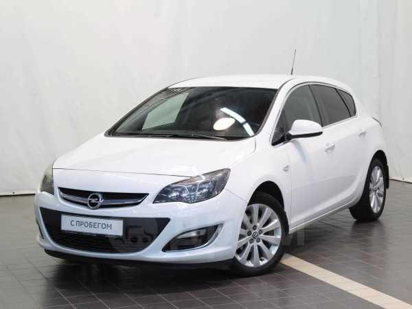 Opel Astra, 2013 год, 509 000 руб.