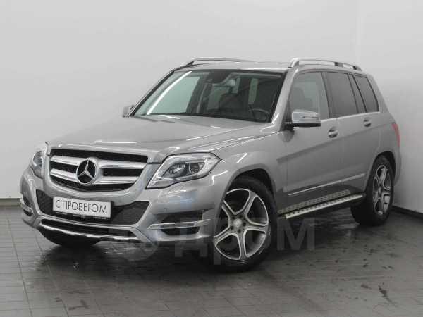 Mercedes-Benz GLK-Class, 2013 год, 1 210 000 руб.