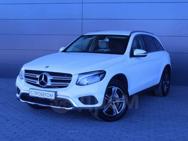 Mercedes-Benz GLC, 2017 год, 2 090 000 руб.