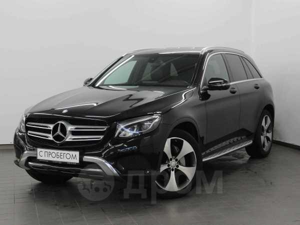 Mercedes-Benz GLC, 2016 год, 2 100 000 руб.