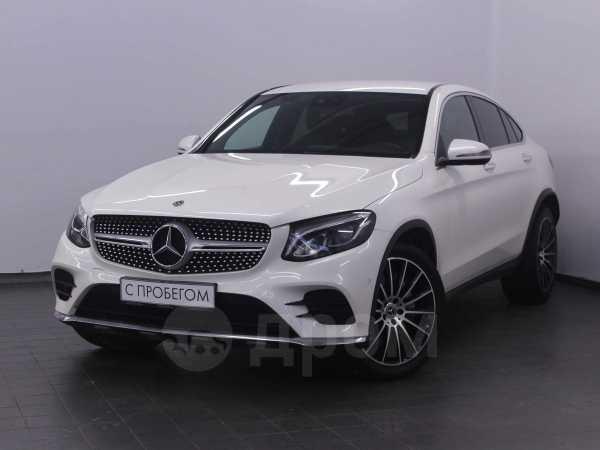 Mercedes-Benz GLC Coupe, 2018 год, 2 815 000 руб.