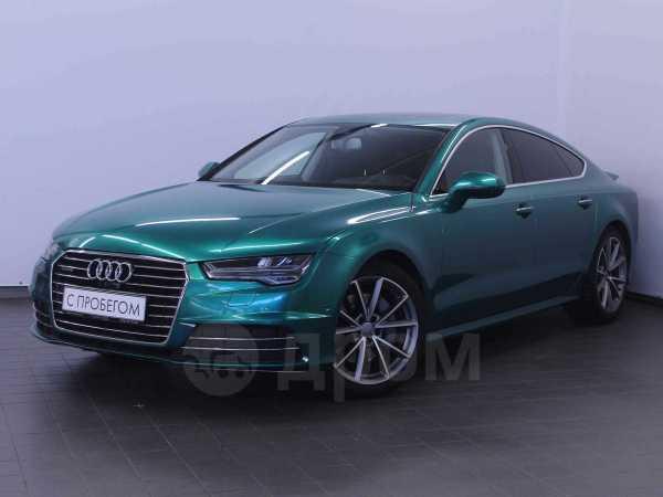 Audi A7, 2016 год, 2 240 000 руб.