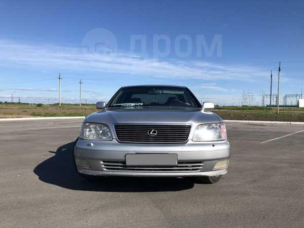 Lexus LS400, 1999 год, 420 000 руб.