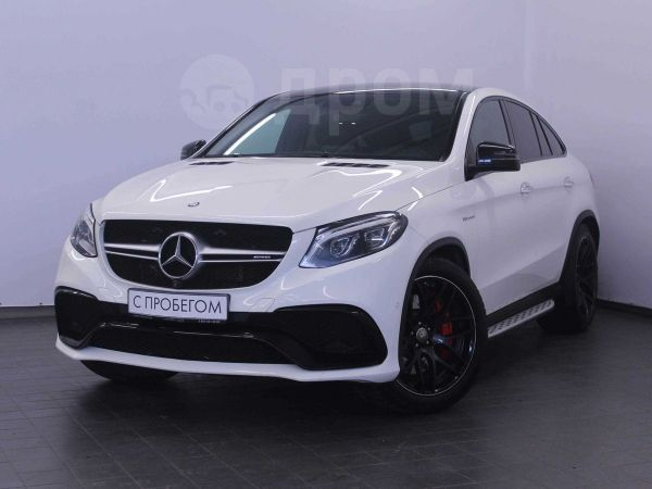 Mercedes-Benz GLE Coupe, 2016 год, 4 150 000 руб.
