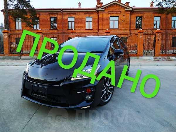 Toyota Prius, 2015 год, 999 000 руб.