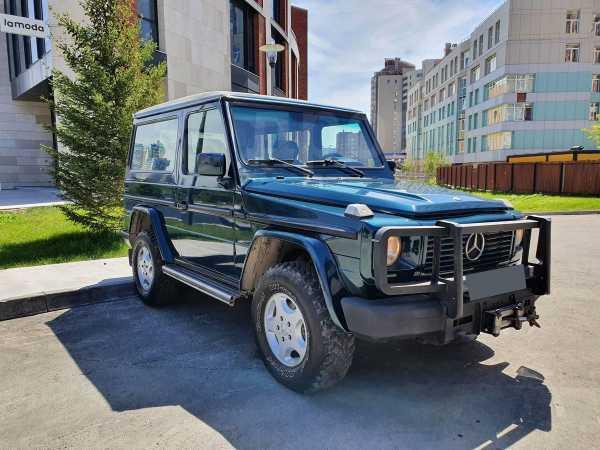Mercedes-Benz G-Class, 1996 год, 1 000 000 руб.