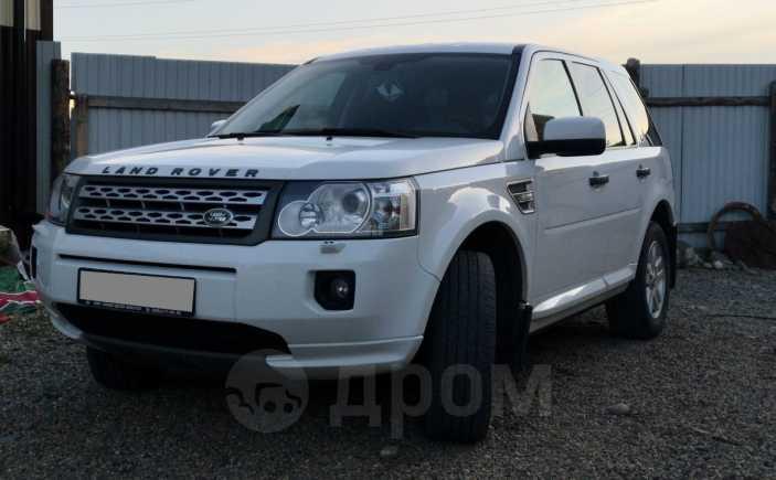Land Rover Freelander, 2011 год, 1 010 100 руб.