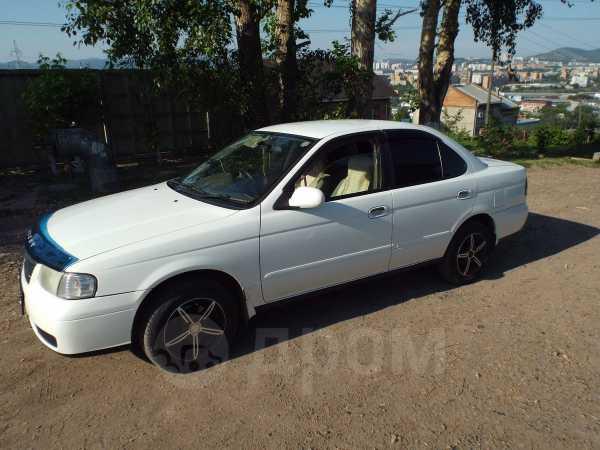 Nissan Sunny, 2003 год, 245 000 руб.