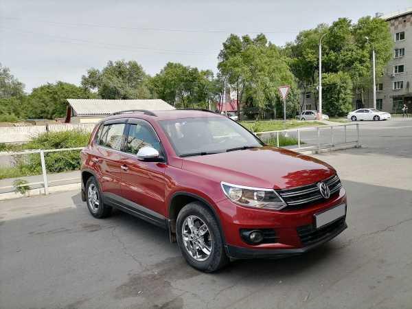 Volkswagen Tiguan, 2012 год, 665 000 руб.