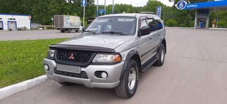 Кемерово Montero Sport 2001