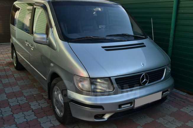 Mercedes-Benz V-Class, 2001 год, 599 000 руб.