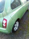 Nissan Micra, 2003 год, 240 000 руб.