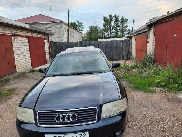 Audi A6, 2002 год, 435 000 руб.