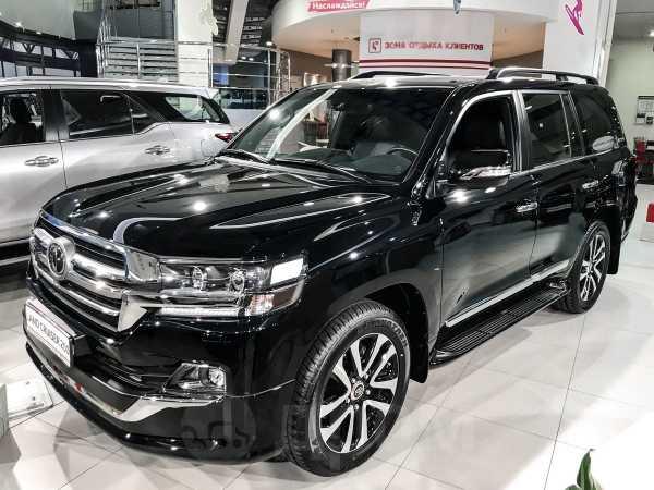 Toyota Land Cruiser, 2020 год, 6 216 000 руб.