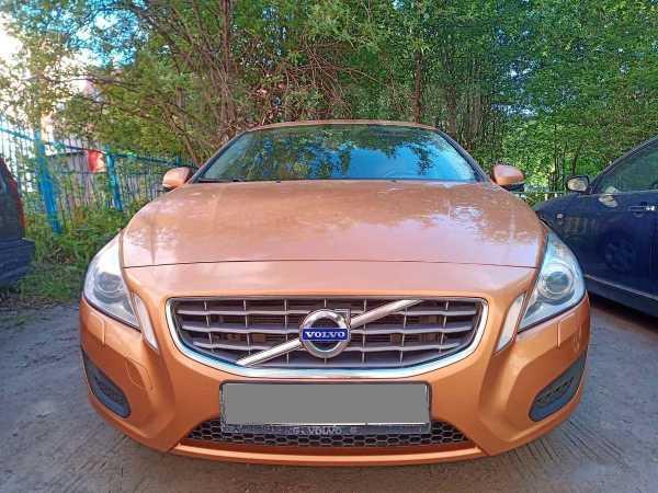 Volvo S60, 2012 год, 759 000 руб.