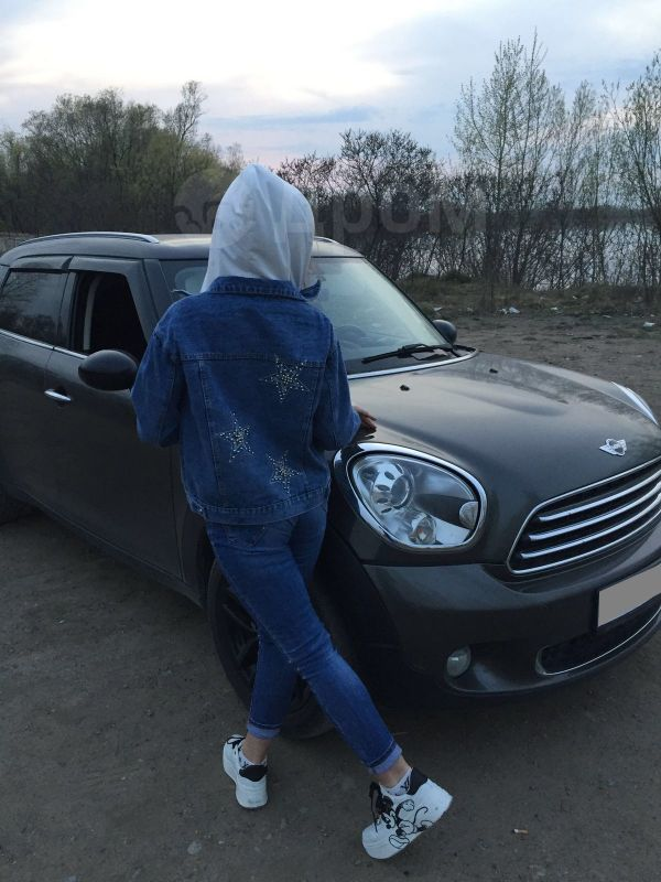 Mini Countryman, 2013 год, 735 000 руб.
