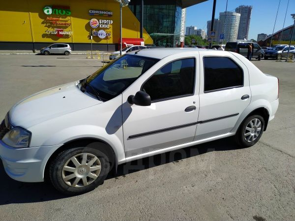 Renault Logan, 2011 год, 269 000 руб.