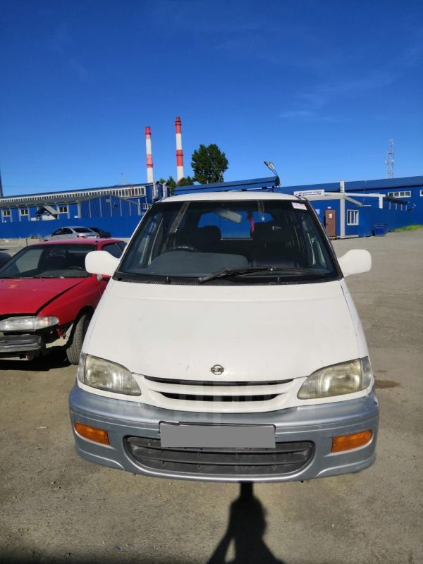 Nissan Serena, 1997 год, 140 000 руб.