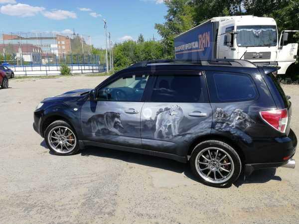 Subaru Forester, 2008 год, 870 000 руб.