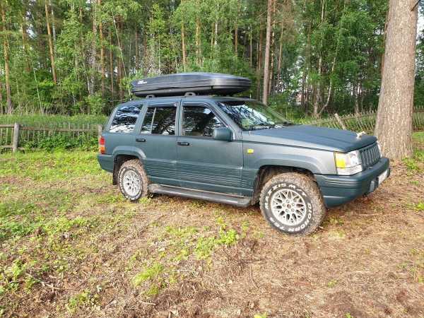 Jeep Grand Cherokee, 1994 год, 520 000 руб.