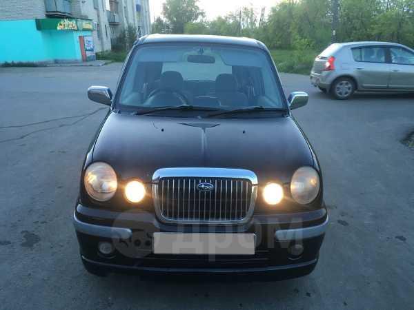 Subaru Pleo, 2002 год, 120 000 руб.