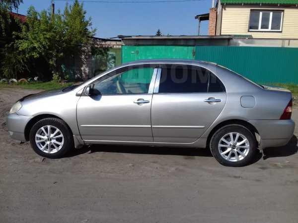 Toyota Corolla, 2001 год, 297 000 руб.