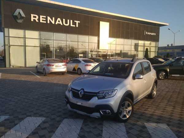 Renault Sandero Stepway, 2020 год, 884 000 руб.