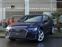 Сочи Audi A6 2019