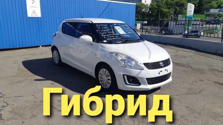 Suzuki Swift, 2015 год, 419 000 руб.