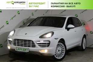 Новосибирск Cayenne 2012
