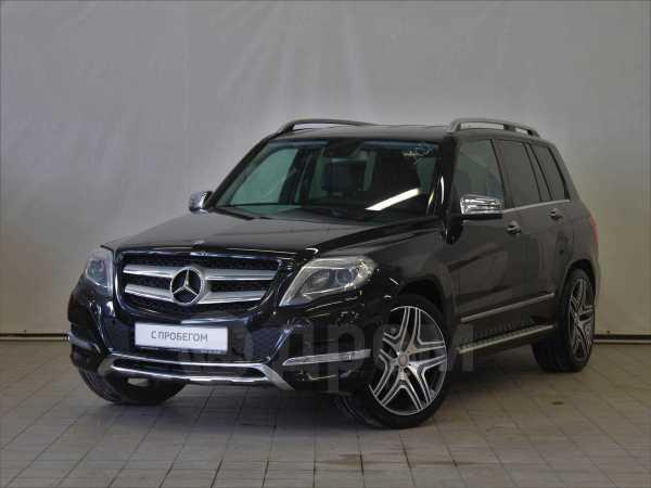 Mercedes-Benz GLK-Class, 2012 год, 1 076 000 руб.