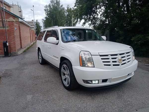 Cadillac Escalade, 2008 год, 1 200 000 руб.
