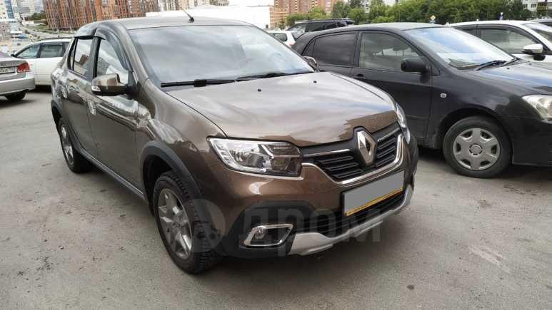 Renault Logan Stepway, 2019 год, 699 000 руб.