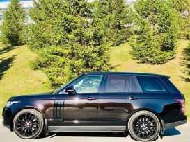 Уфа Range Rover 2013
