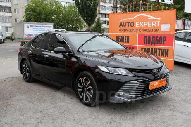 Toyota Camry, 2018 год, 1 699 998 руб.